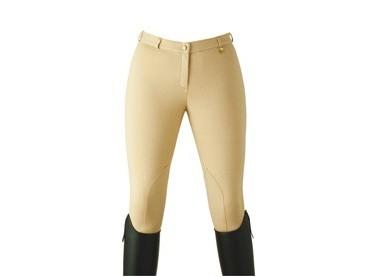 Pantalón Lexhis Bianca señora beige