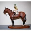 Figura caballo Beswick Nijinsky