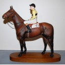 Figura caballo Beswick Arkle
