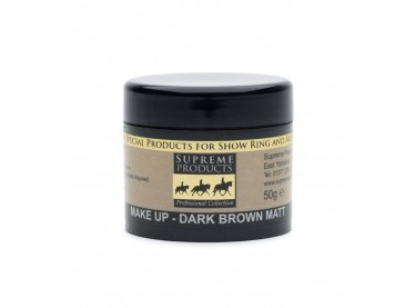 Supreme Make up-Dark Brown 50g.